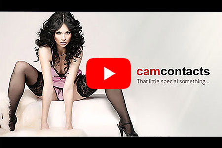 YouTube WebCam CamContacts